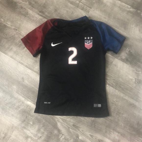 designer fashion 9211c 00d85 Mallory Pugh Soccer Jersey